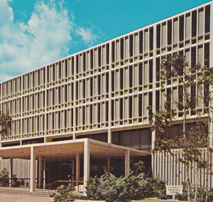 UCLA Charles E Young Research Library